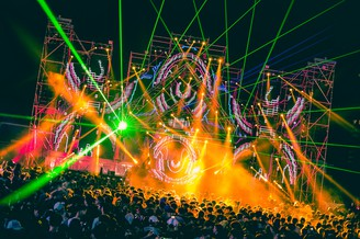Kulov Presents WARP Music Festival 2018 | Pattaya (Album 1, Day 2)