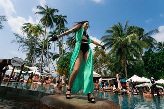 Amazing Sundays Brunch at Nikki Beach Koh Samui