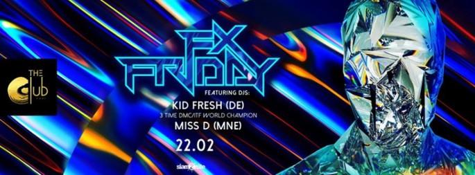 FX Friday