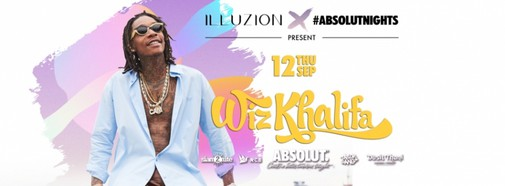 Wiz Khalifa at Illuzion Phuket