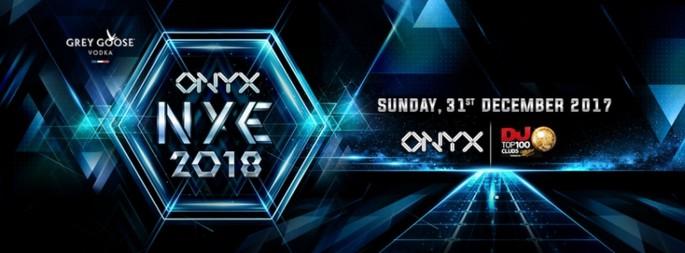 ONYX NYE 2018