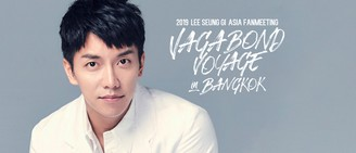 Lee Seung Gi to Bring 'Vagabond Voyage' to His Thai Fans