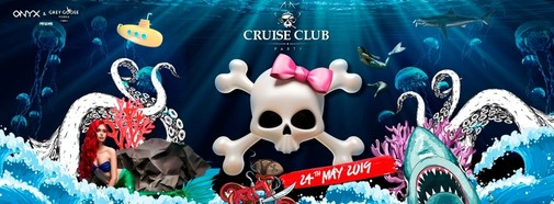CLAP x Grey Goose: Cruise Club Party at ONYX