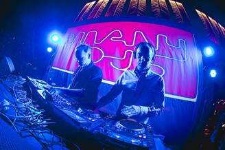 Fly Beyond Tonight w/ 2manydjs at Cafe Del Mar Phuket