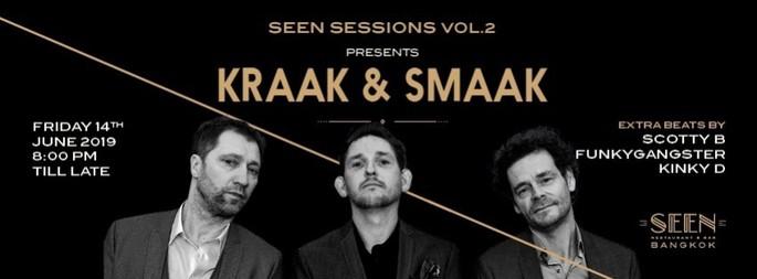 Seen Sessions Vol.2
