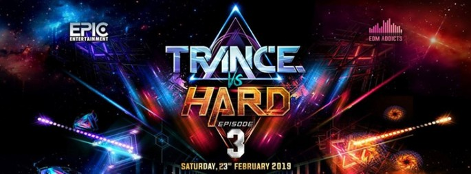 Trance vs Hard 3
