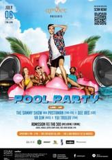 amBar Pool Party