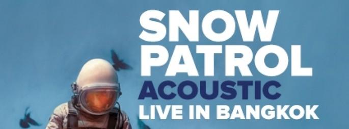 Snow Patrol Acoustic