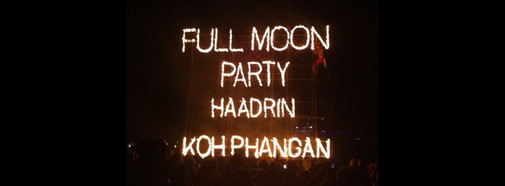 Full Moon Party - September 2019 - Koh Phangan