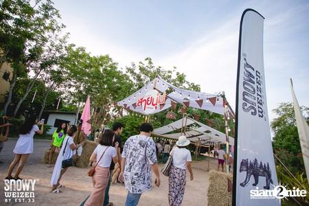 Snowy Weizen pres  Concert Sai Noom: On The Beach | Siam2nite