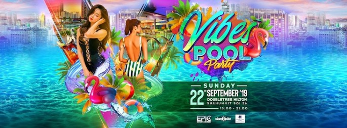 VIBES Pool Party