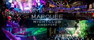 MARQUEE Singapore Welcomes Tiësto & Afrojack On Grand Opening