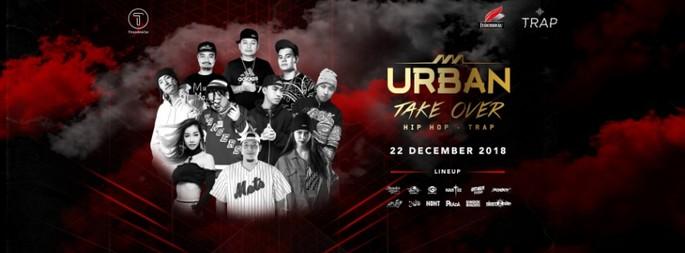 Federbräu Presents Urban Take Over | TRAP Thonglor | Siam2nite