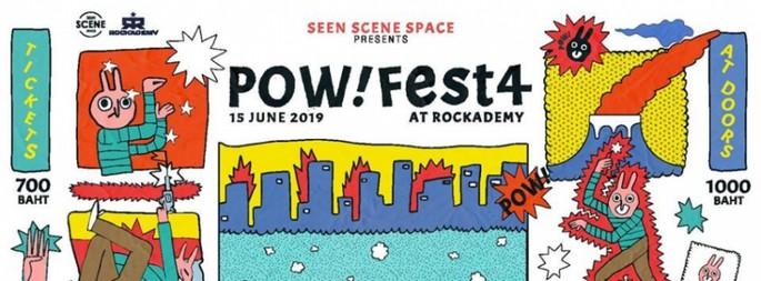 POW! FEST #4