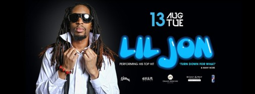 Lil Jon at Illuzion |Phuket