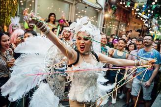 Carnival Street Party at Havana Social