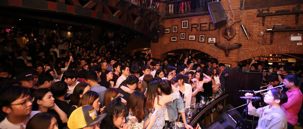 Brcik Bar Bangkok