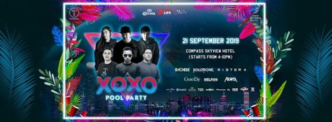 XOXO Pool Party