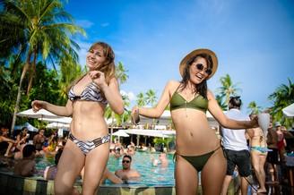 What Women Want: Amazing Sundays Brunch at Nikki Beach Koh Samui