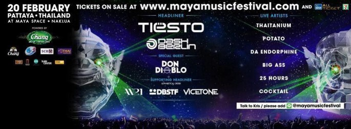 Maya Music Festival