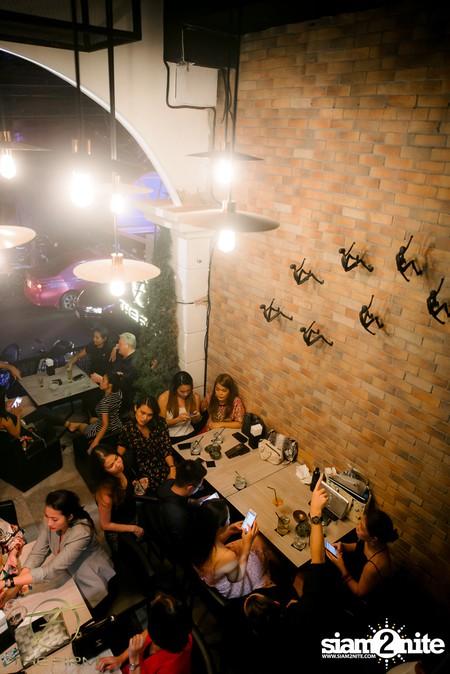 Friday Night at The Firm Bangkok | Siam2nite