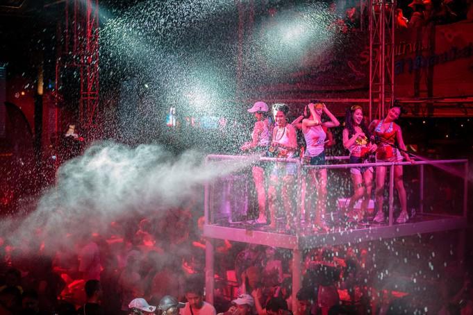 Zync Rangsit presents Kod Chae Party